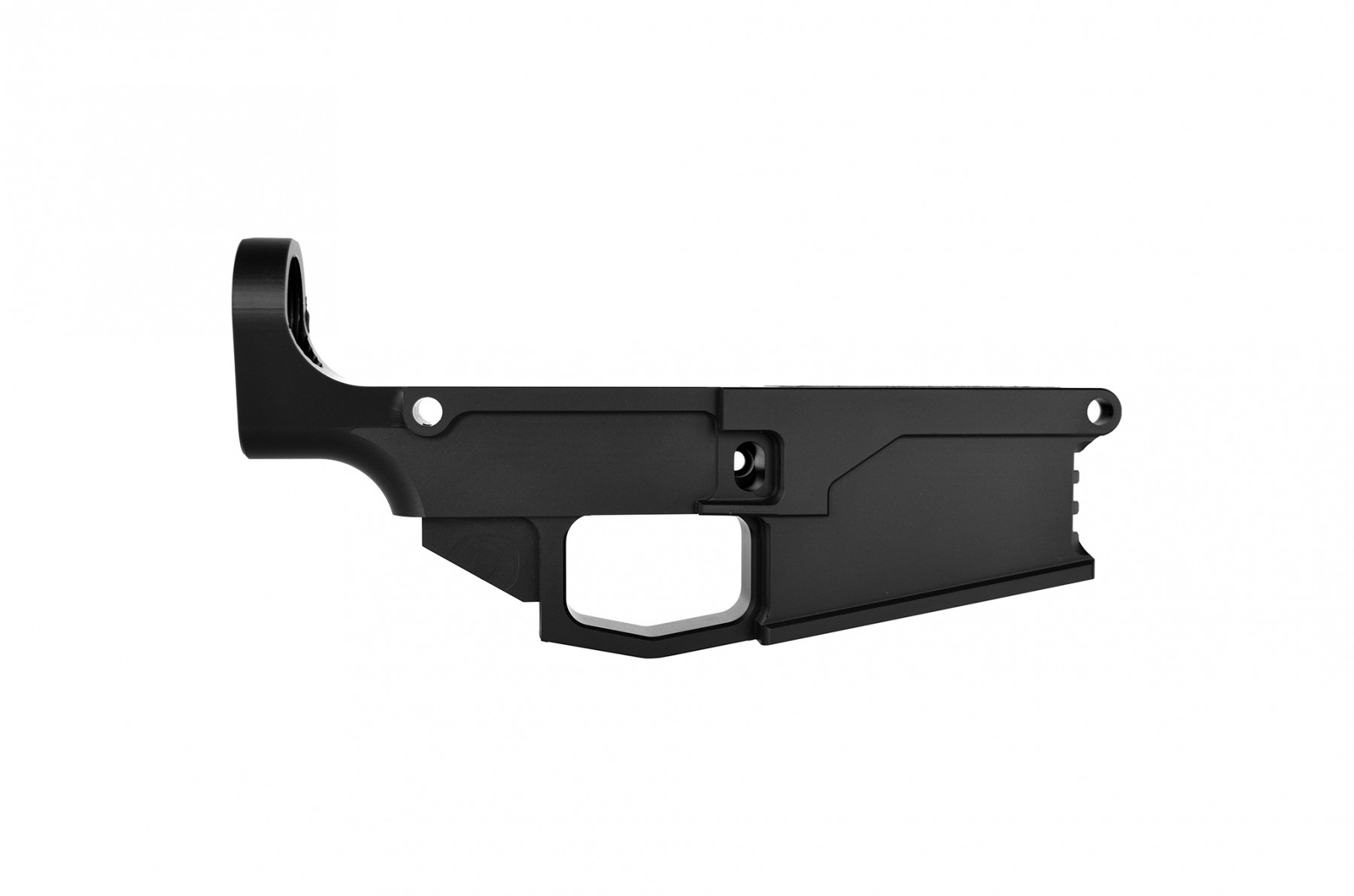 M1-80% AR10 Lower Receiver 5 Pack