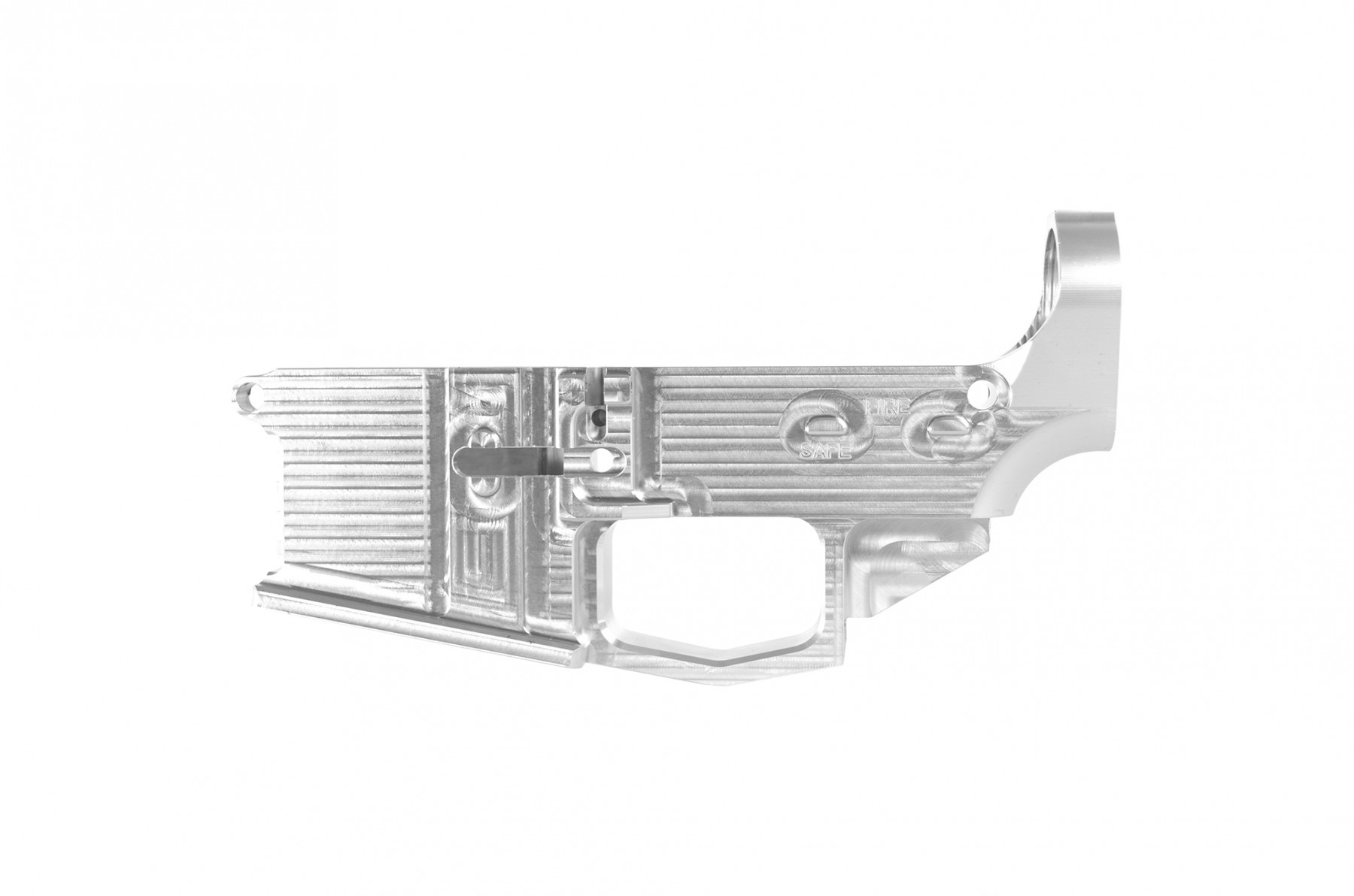 AR15 Billet 7075 80% Lower Receiver