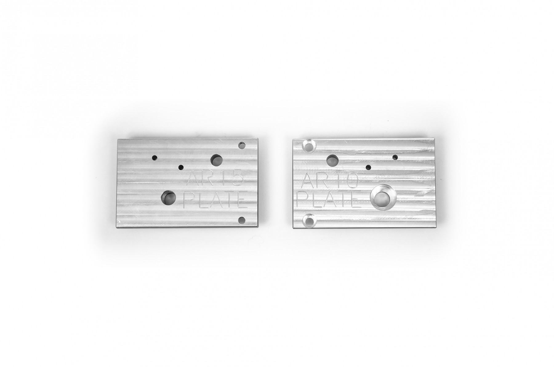Universal Milling Jig Side Plates