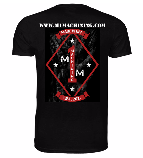 M1 Machining T-Shirt