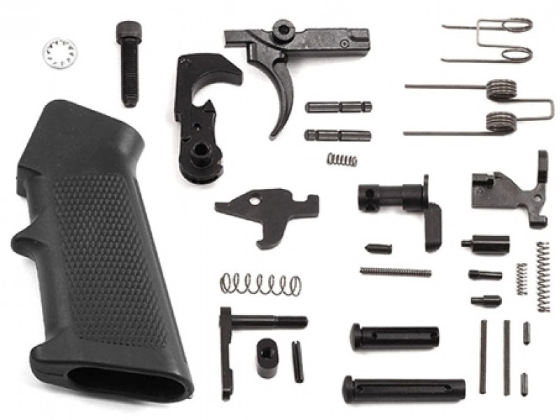 Ar10 Dpms Complete Lower Parts Kit