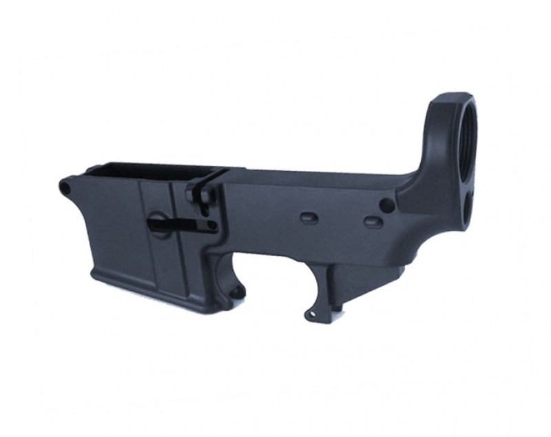 M1 80 AR 15 Forged 80% Lower Receiver