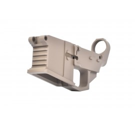 M1-80% AR 15 Lower Receiver
