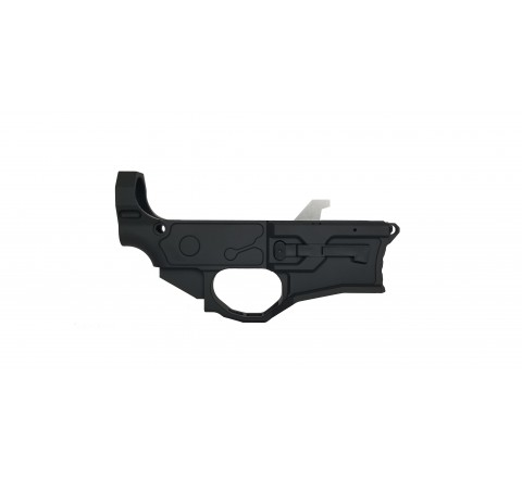 M1-80% AR9 Lower Receiver