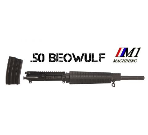 Alexander Arms .50 Beowulf Complete Upper Receiver