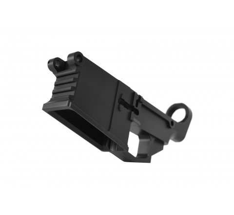 M1-80% AR10 Lower Receiver 10 Pack