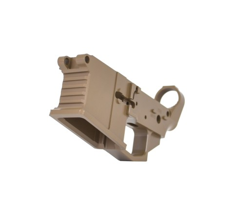 M1-AR15 100% Stripped Lower Receiver