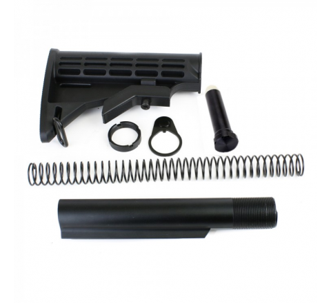 AR10 - 6 Position Collapsible Milspec Stock Kit