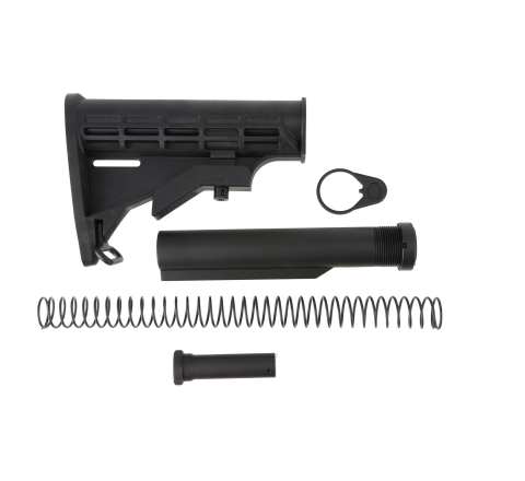 AR15 - 6 Position Collapsible Milspec Stock Kit