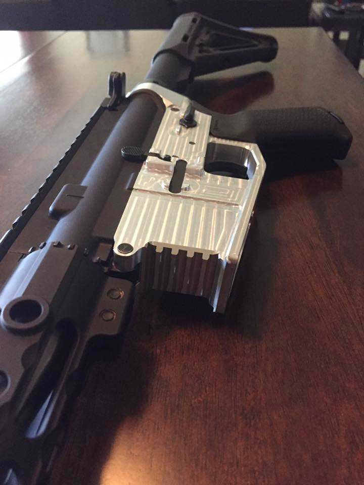 M1 Machining 80% AR15 Customer Build