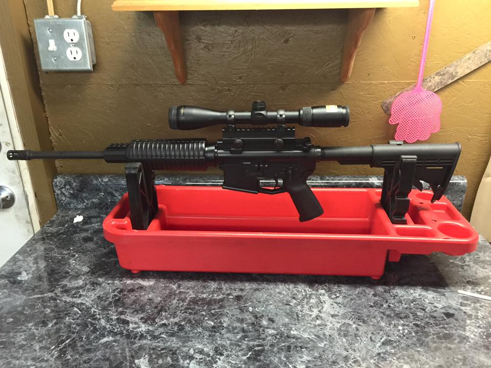 M1 Machining AR15 Customer Build